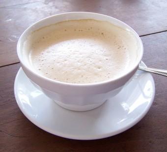 caf au lait alien 39 s caf. Black Bedroom Furniture Sets. Home Design Ideas