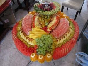 La décoration culinaire, tout un art