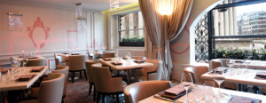 Salon privé du restaurant