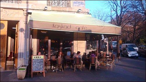 Kaskad Café