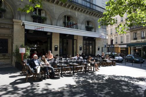 restaurant Corso quai de Seine