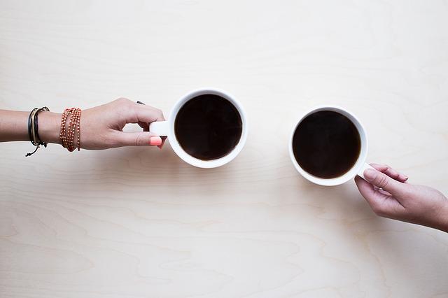 café cadeau noel