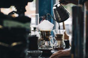 ouvrir un café