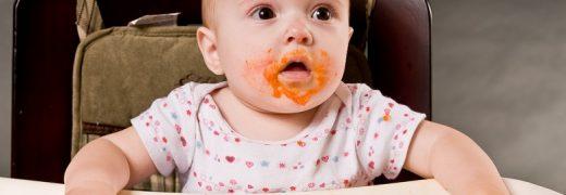 Conseils pour que bébé soit à l'aise à table