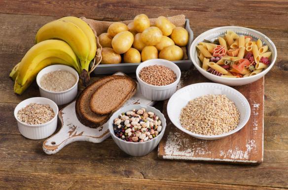 restaurant santé aliments riche amidon