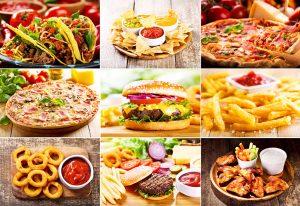 restaurant santé fast food