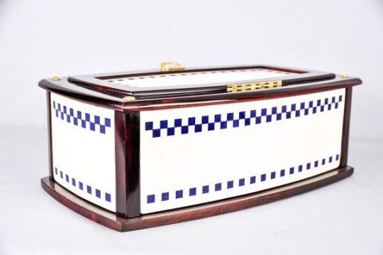 boîte à pain design - modèle rare