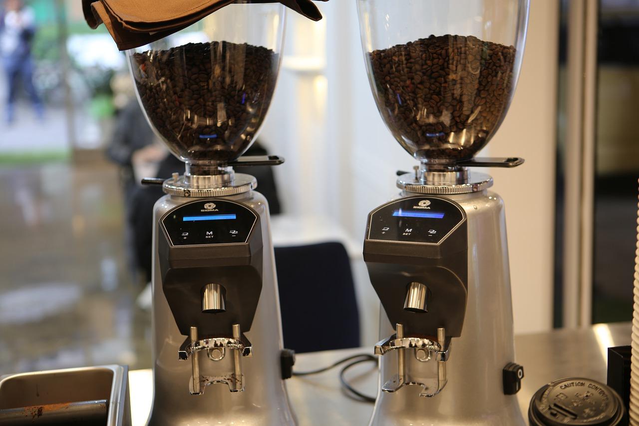 Machines à café à grain